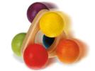 Puppenwagen Holz Lebenshilfe ~ Klapperring 7 cm Die Farben sind kratz , schweiß und speichelecht 8